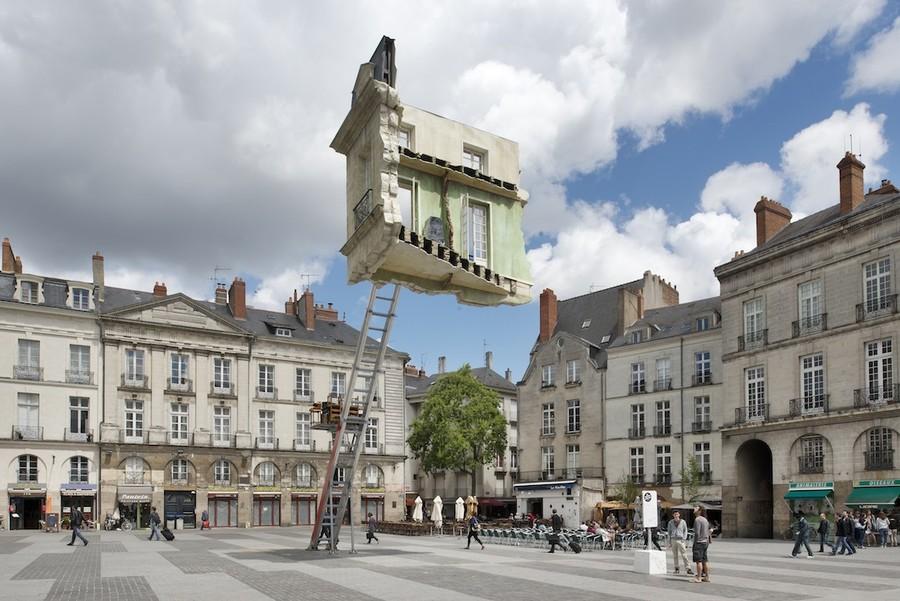Окончательный переезд, Франция.