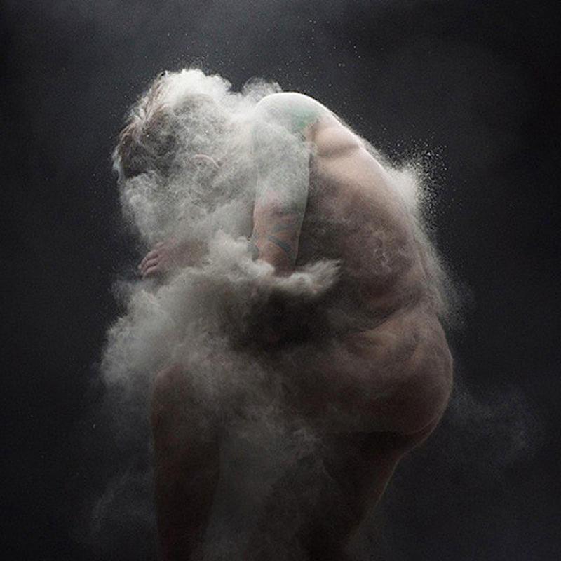 Прах — нетривиальная эротика от Оливье Вальсекки (15 фото) 18+