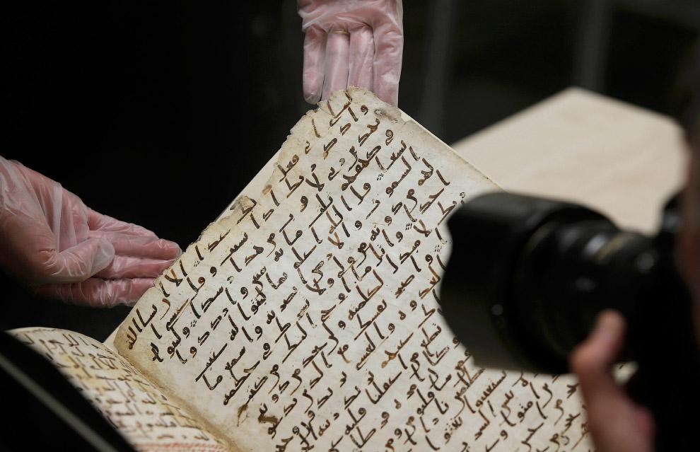 11. Человек, который написал эти строки, возможно, был лично знаком с пророком Мухаммедом, быва