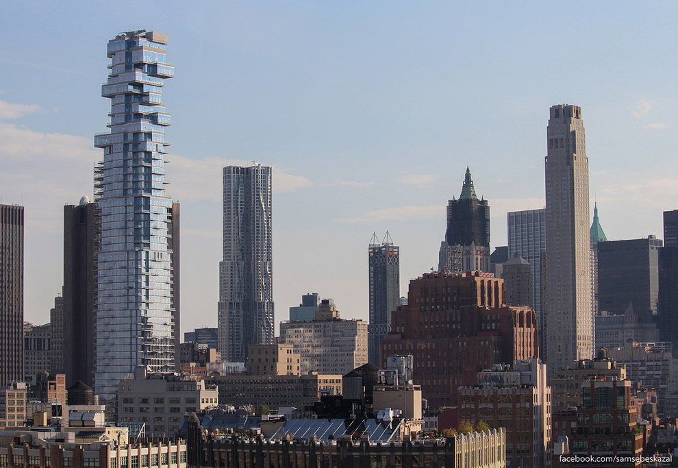45. Что скажете, стоит квартира в таком доме 4 600 000 долларов, или это все нью-йоркское безум