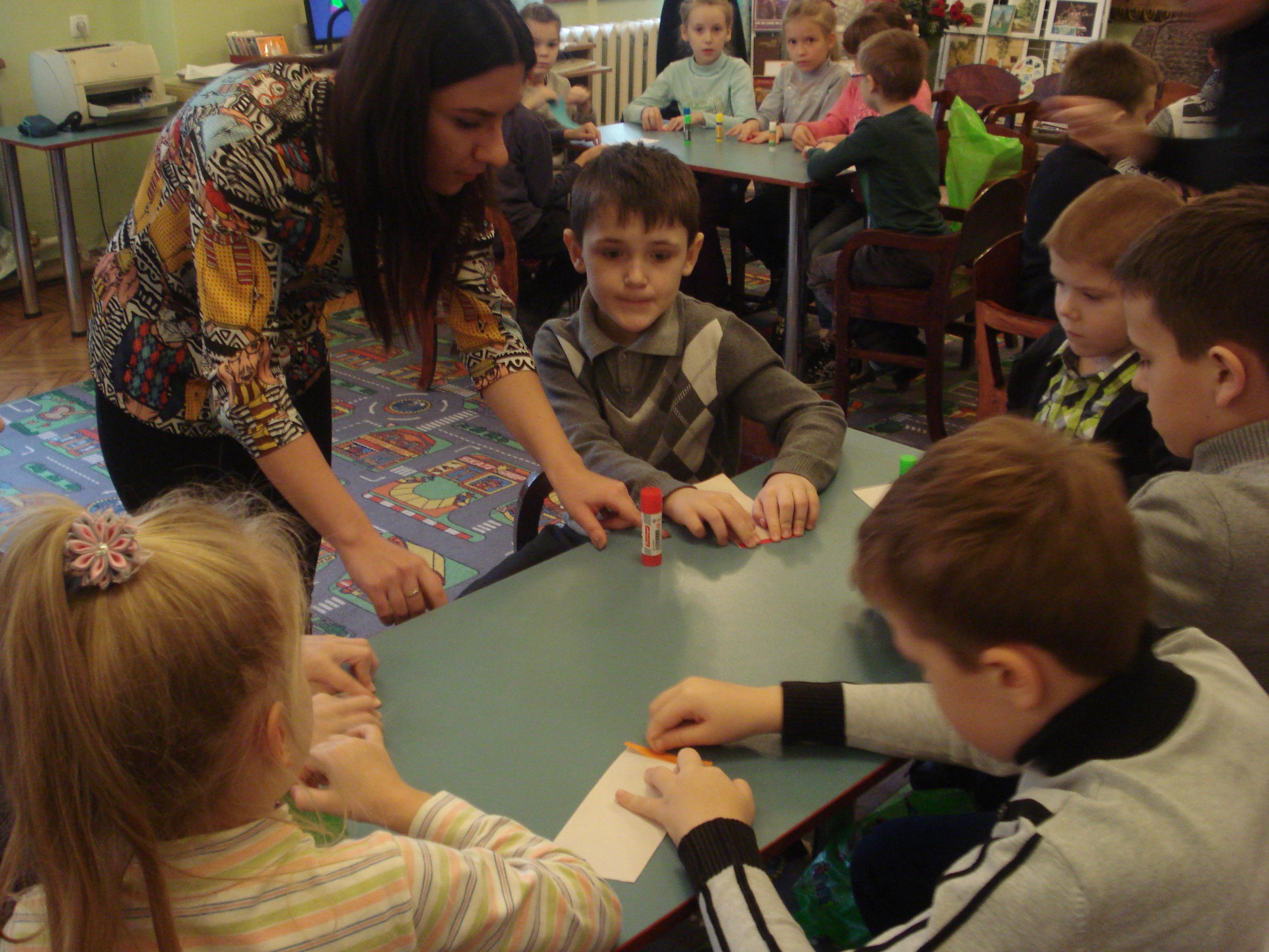 донецкая республиканская библиотека для детей, береги книгу, занятия с детьми, школа №14, происхождение письменности, обращение с книгой