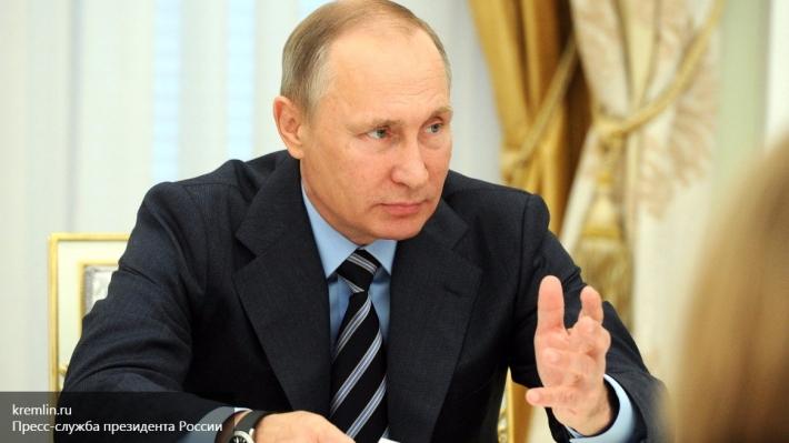 Фаворит столицы: Путин назвал чушью утверждения отом, что Трамп