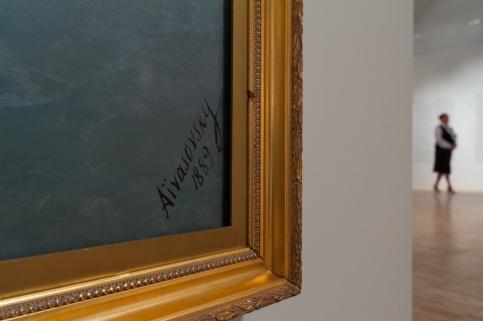 Перед аукционом встолице Англии картины Айвазовского иРодченко покажут вМоскве