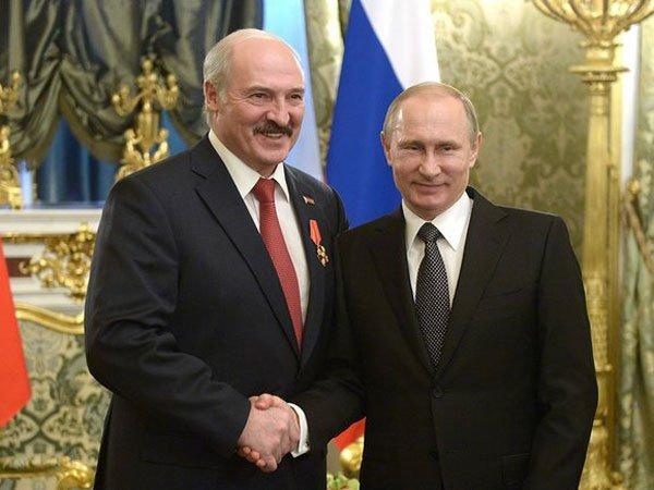 Началась подготовка визита Лукашенко в столицуРФ