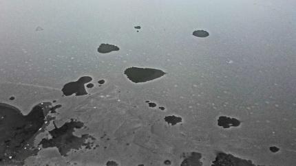 ВНижегородской области два рыбака погибли, провалившись под лед