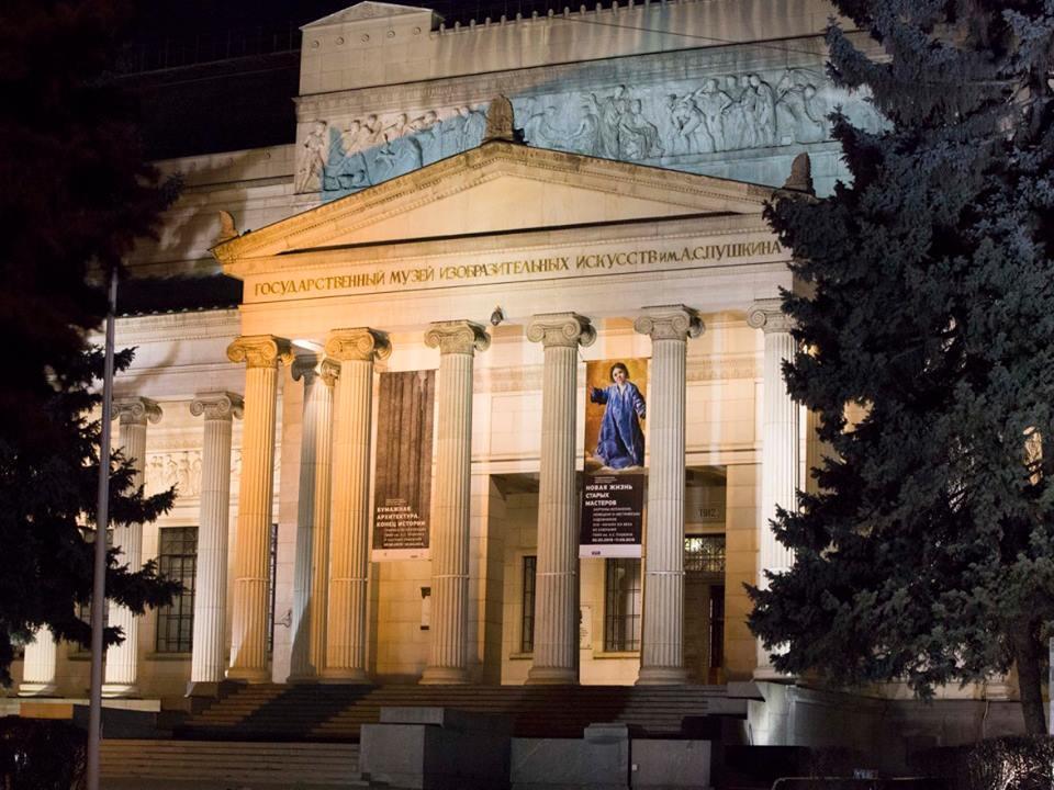 ВГМИИ имени Пушкина стартует выставка для слабовидящих инезрячих