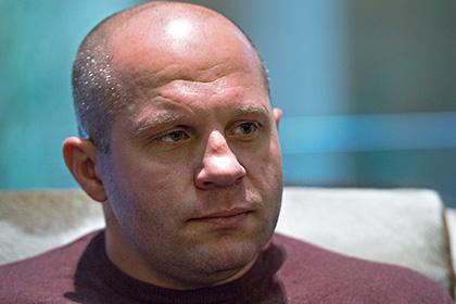 Федор Емельяненко проведет собственный следующий бой всередине зимы 2017-ого вBellator