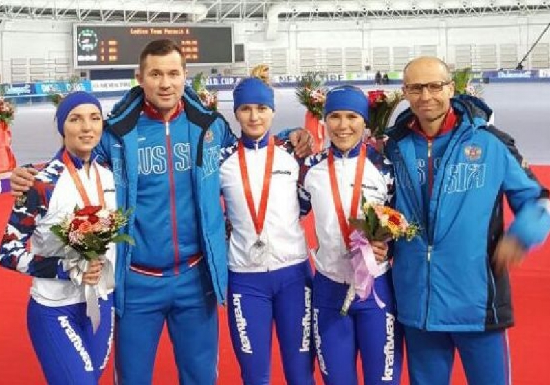 Юракова завоевала бронзу наэтапе Кубка мира вНагано