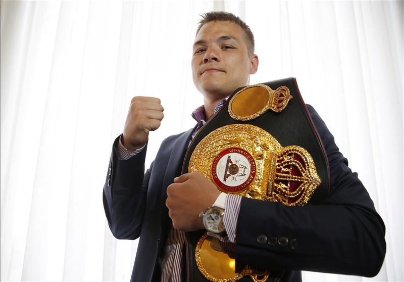 Фёдор Чудинов сразится сДжорджем Грувсом завакантный титул WBA