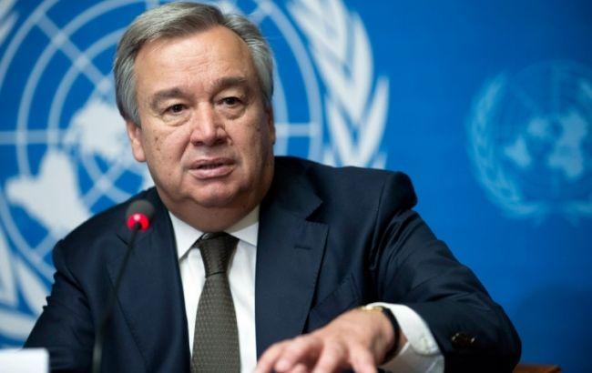 Генеральный секретарь ООН попросил объяснений отТрампа