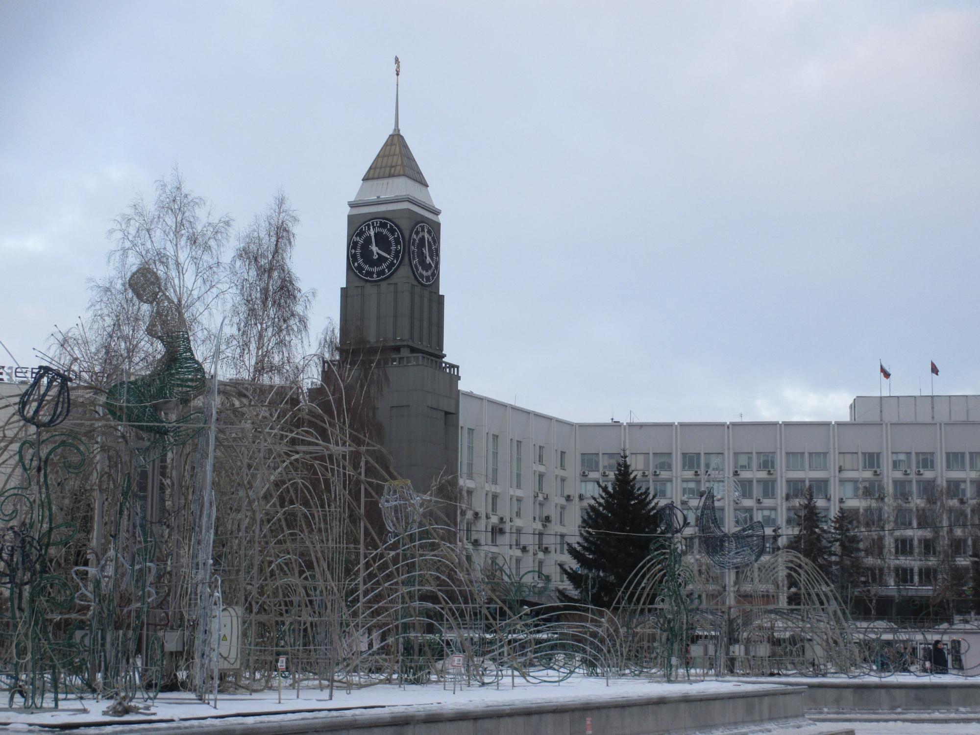 Определился победитель конкурса назамещение должности основного художника Красноярска