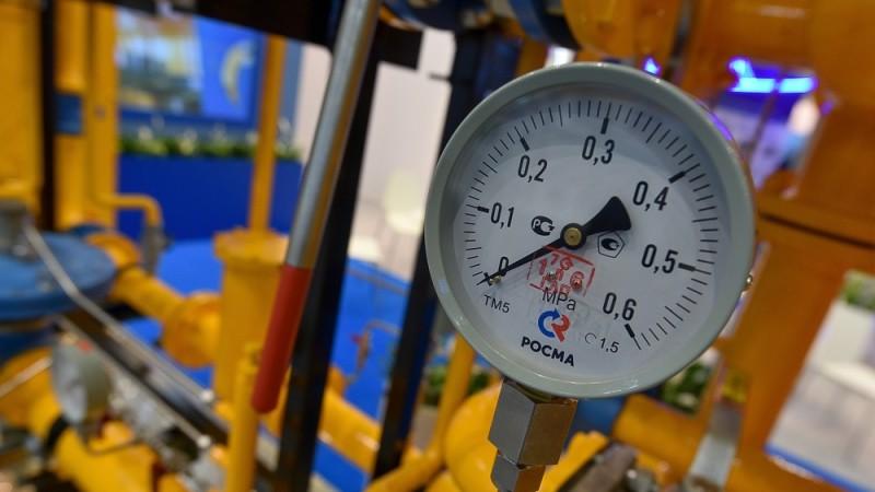 «Газпром» вновь побил собственный рекорд поставок газа вЕвропу