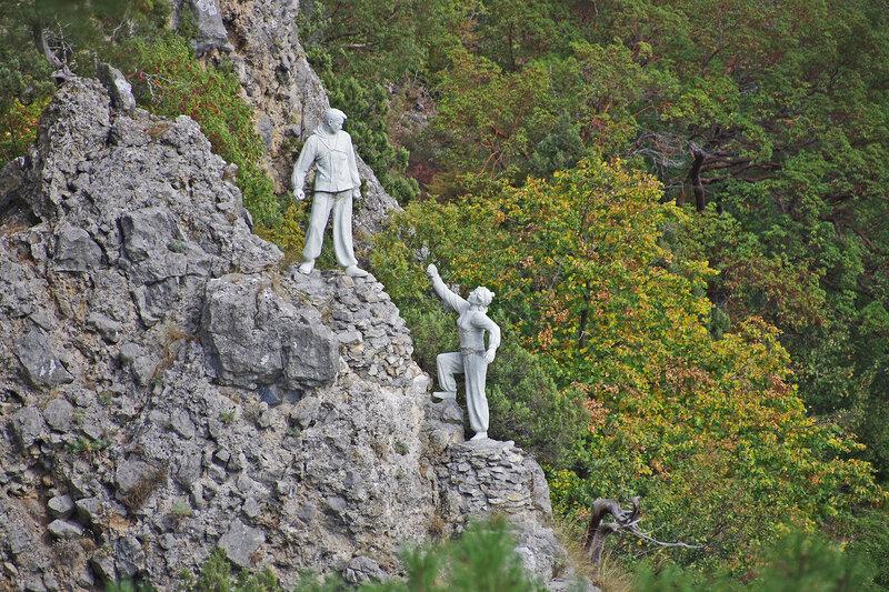 Альпинистам
