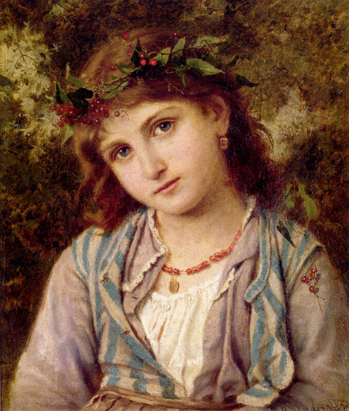 3 - Anderson_Sophie_An_Autumn_Princess Sophie Gengembre Anderson.jpg
