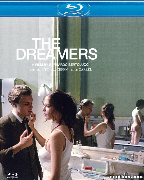 Мечтатели / The Dreamers [KOR Transfer] (2003/BDRip/HDRip)