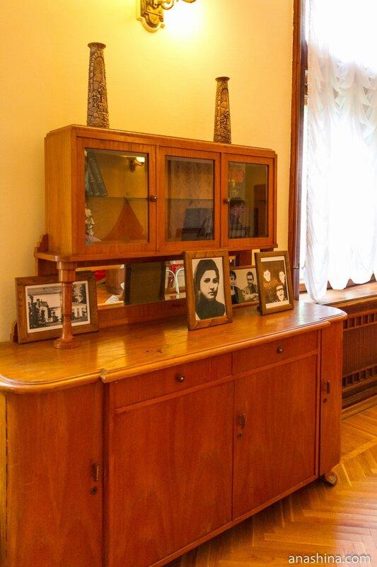 Буфет, дача Сталина в Сочи