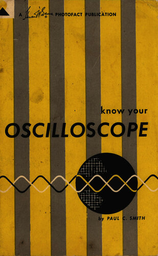 Know Your Oscilloscope - Paul C. Smith - Book Cover