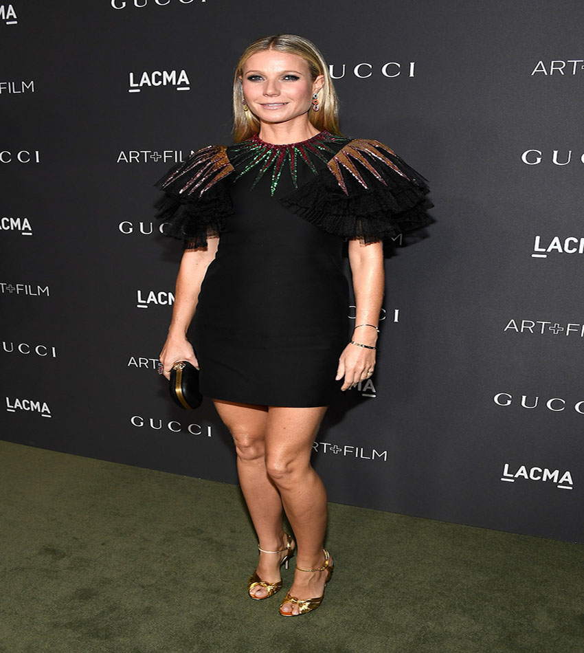 Gwyneth Paltrow - LACMA Art + Film Gala 2016