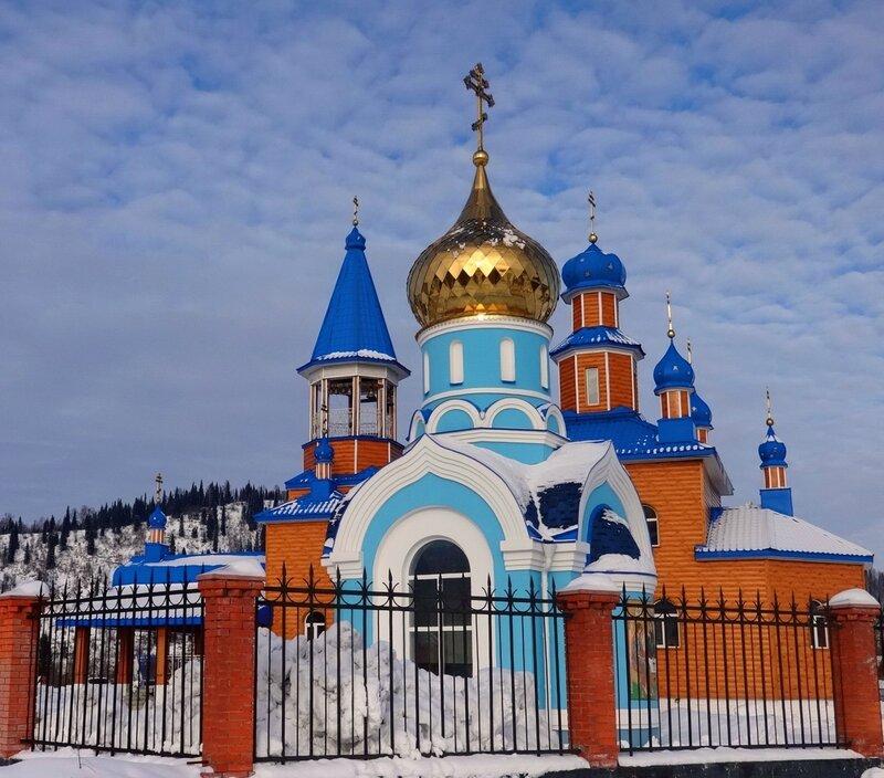 """Храм иконы """"Невеста Неневестная"""""""