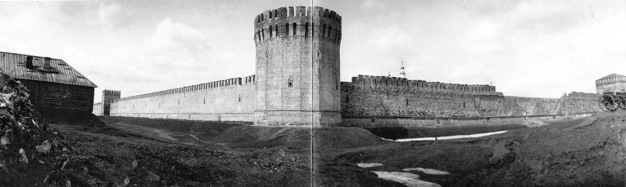 Заалтарная башня. 1902