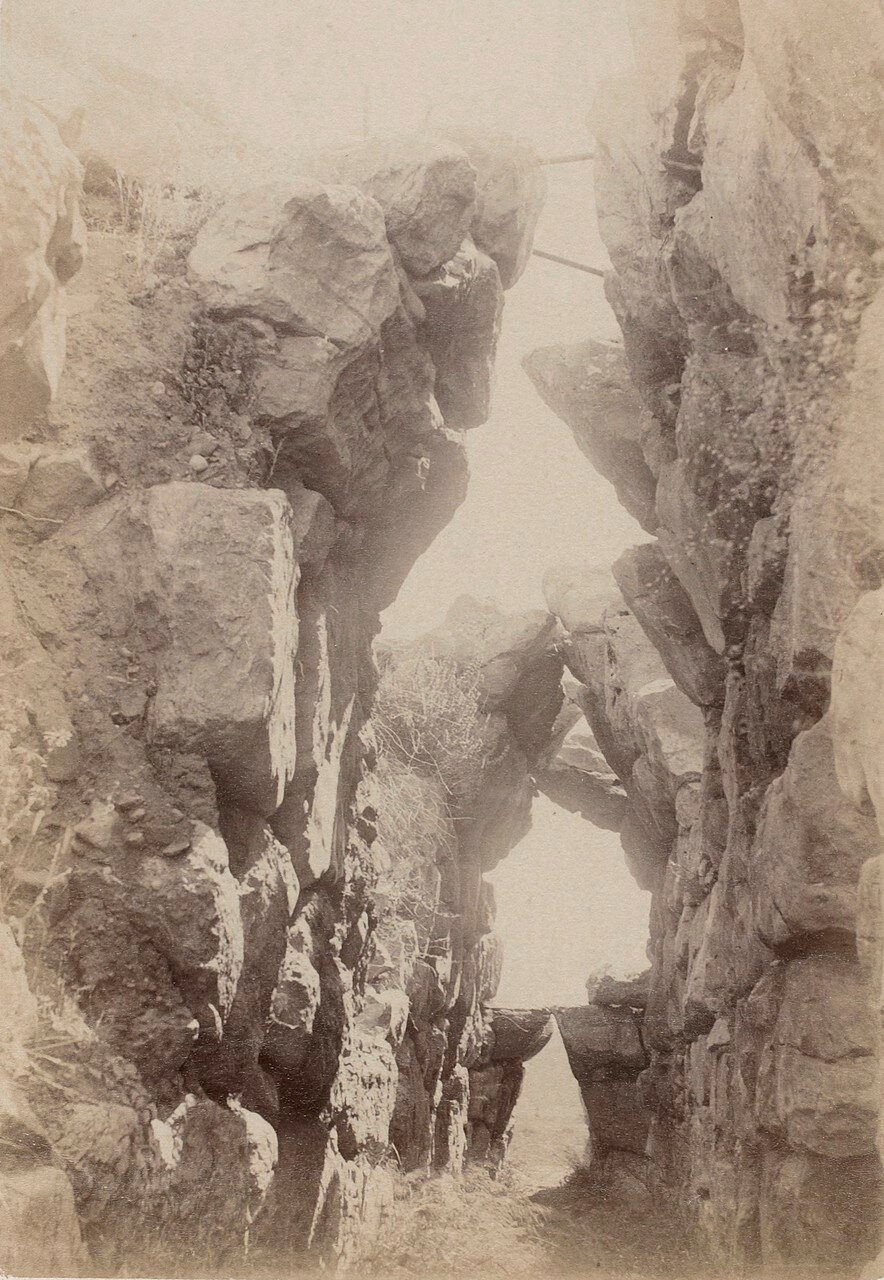 16. Тиринф. Малая галерея