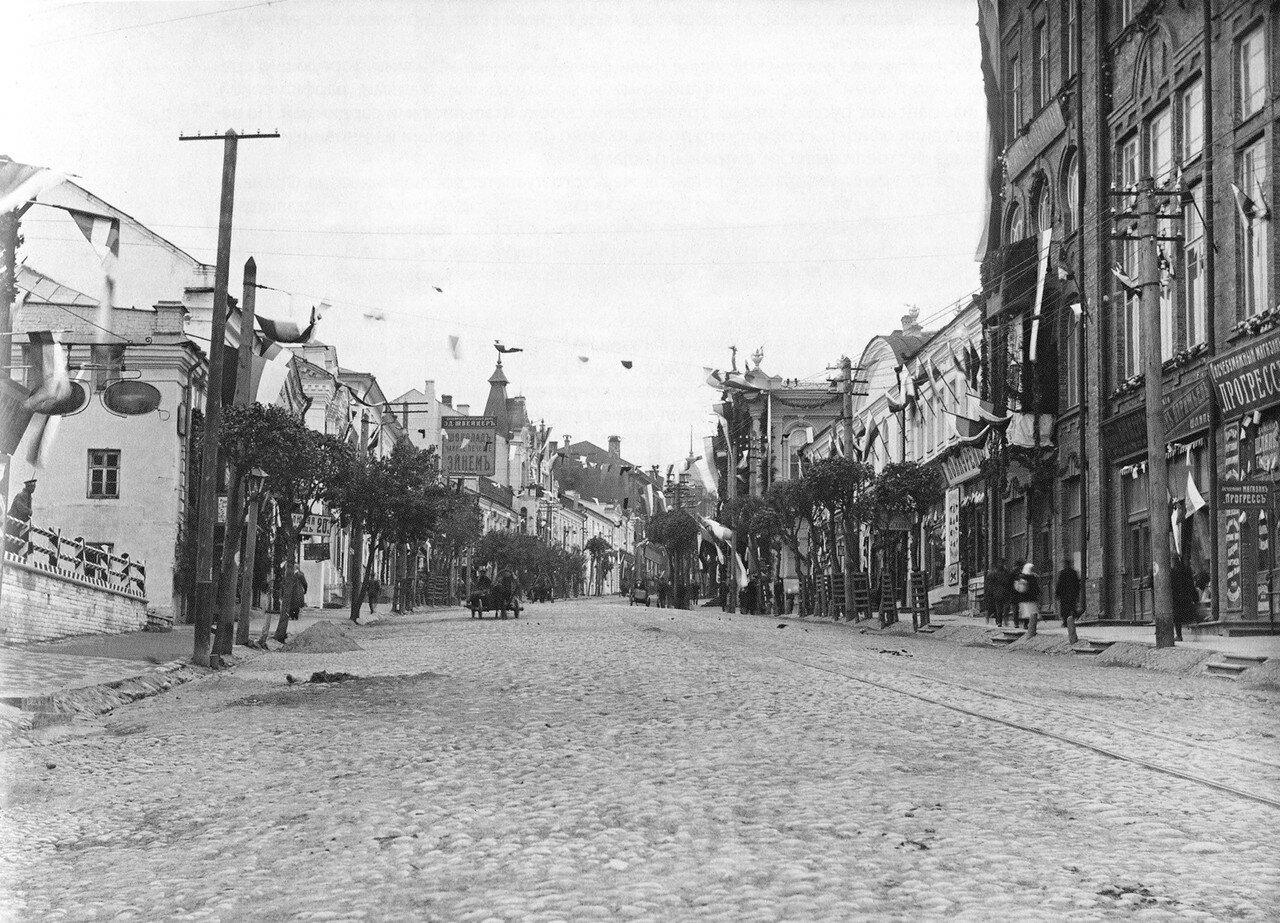 Большая Благовещенская улица. 1912