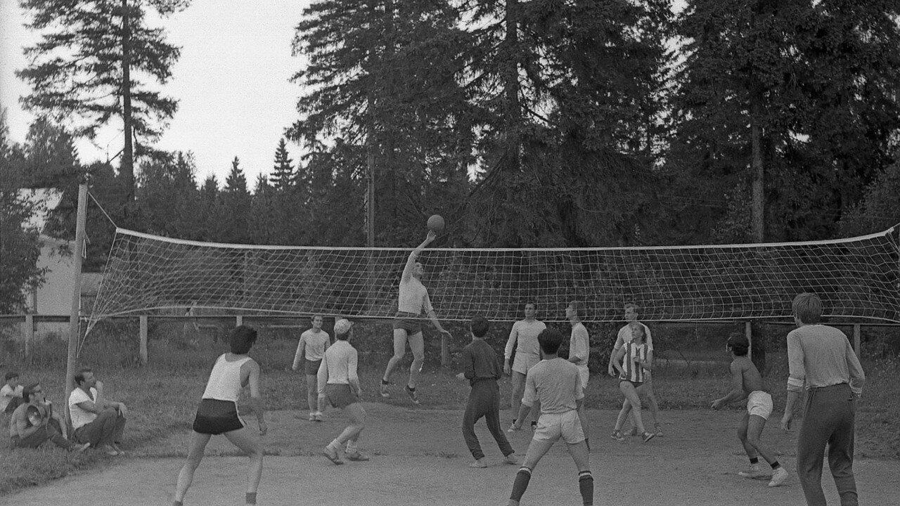 48. Волейбол