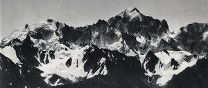 Коштантау 5145 м., северная сторона