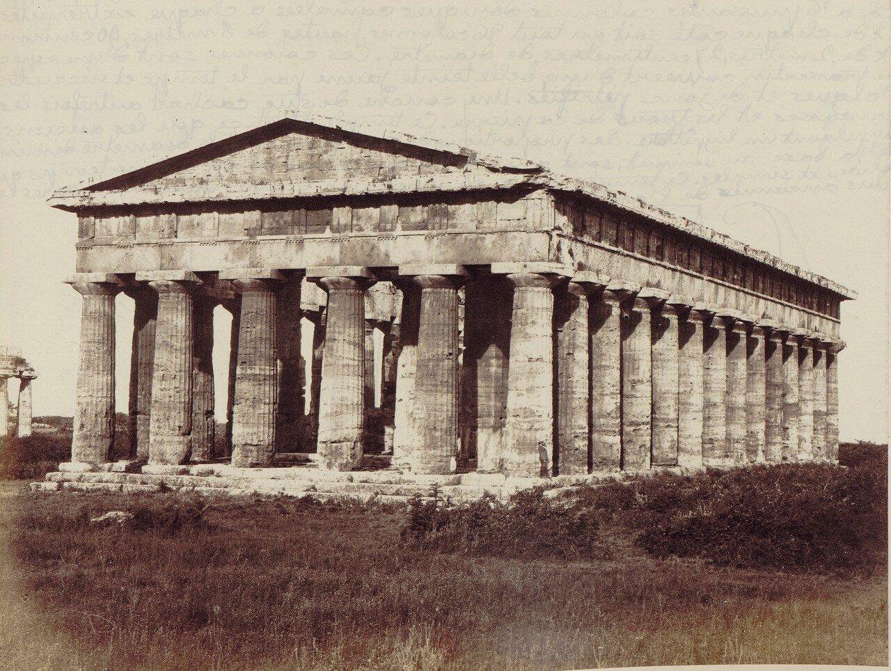 Пестум. Храм Геры-II