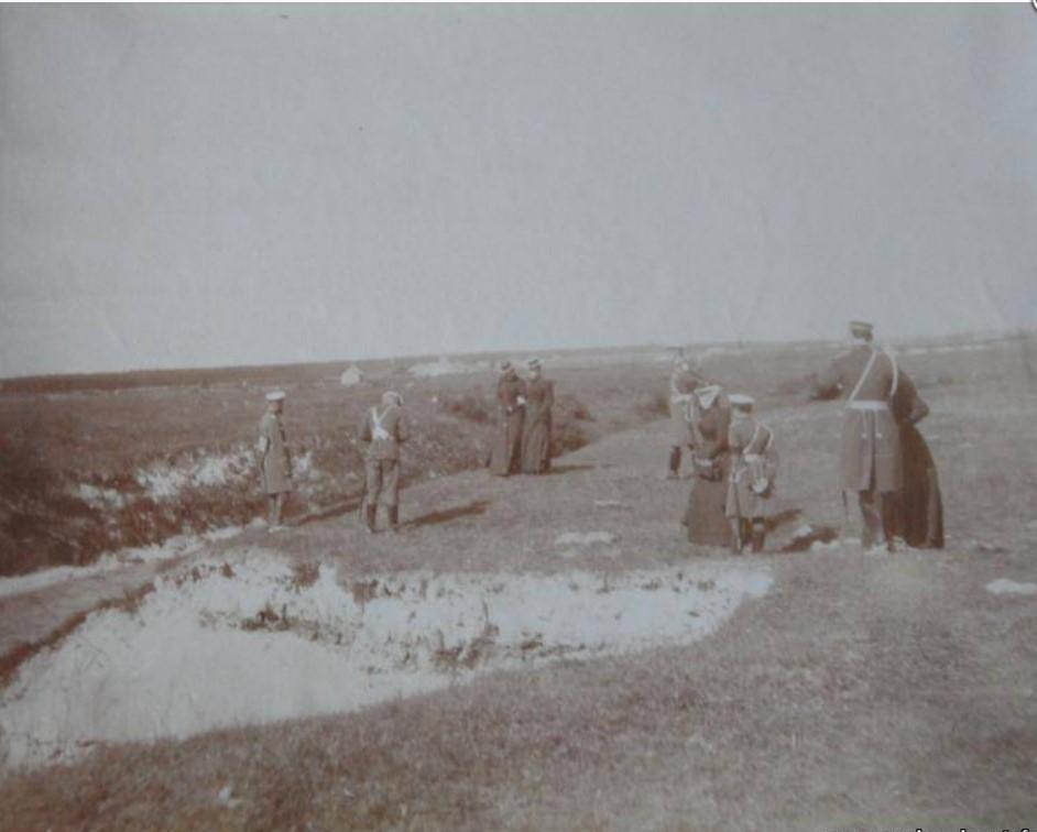 Военные маневры в Ропше, 1899