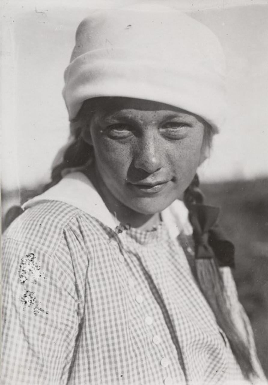 Корабсельки. Ниина Хейзел, дочь трактирщика Джеймса Пууна