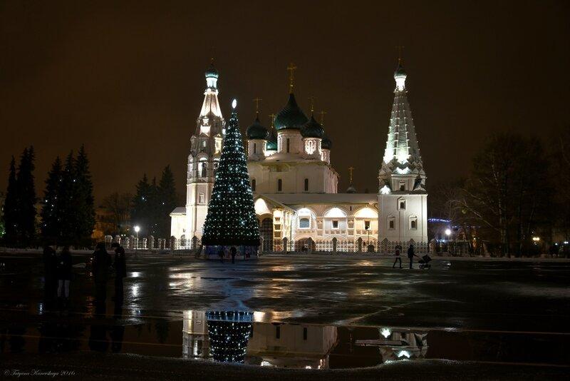 Ярославль новогодний ...