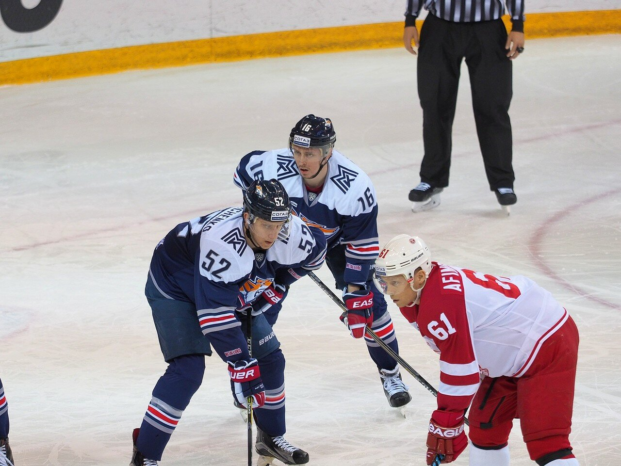 84Металлург - Витязь 25.11.2016