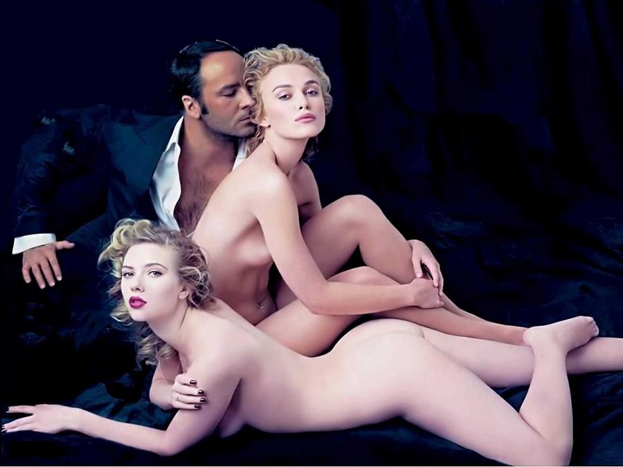 Легендарные эротические фото знаменитостей