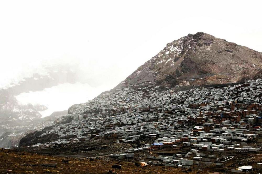 Одни из самых труднодоступных мест планеты