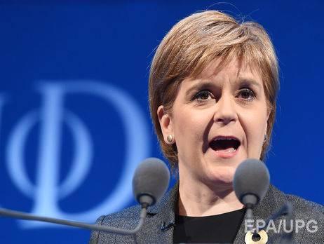 Правительство Шотландии подготовило законопроект о проведении референдума о независимости от Великобритании