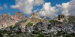 Красота Доломитовых Альп