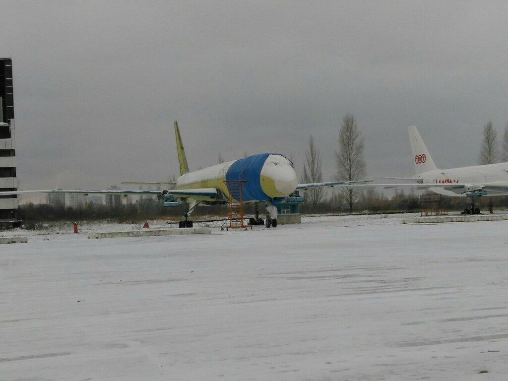 Авиастар, Ульяновск