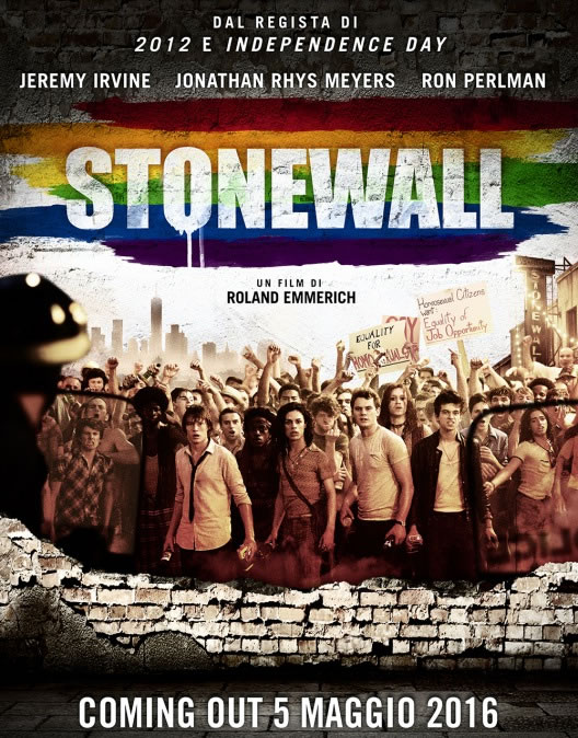 Стоунволл / Stonewall (2015/WEBRip) + BDRip 720p