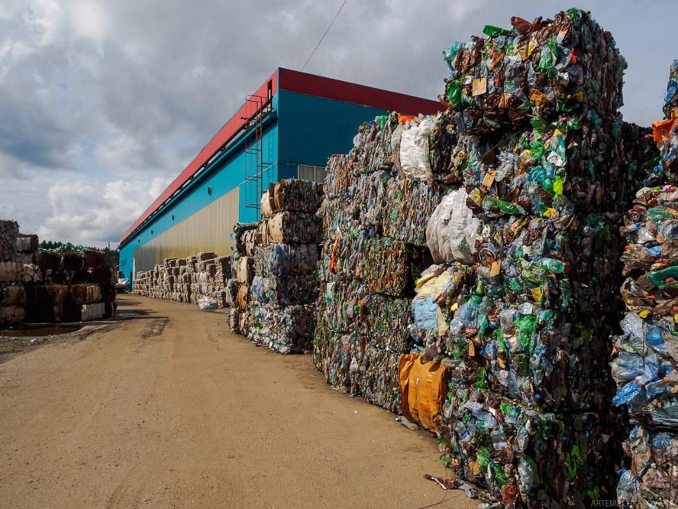 4. В России не привыкли к тому, что мусор может стоит денег, да и раздельный его сбор не развит