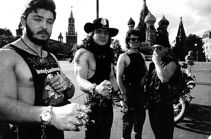 Неформальный СССР, 70-90-е (46 фото)