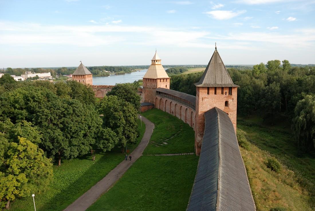 2. Великий Новгород (бюджет: 3 150 руб) Достопримечательности, которые обязательно должен увидеть ка