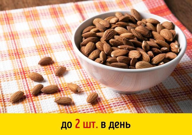 © mizar_219842 / depositphotos  Горький миндаль выглядит также, как исладкий, иотличается о
