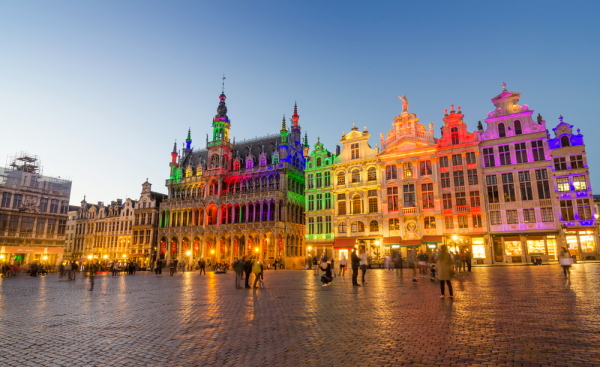 ВБельгии готовы подписать договор освободной торговлеЕС сКанадой