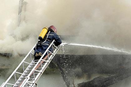 Насевере столицы изздания школы эвакуированы 750 человек