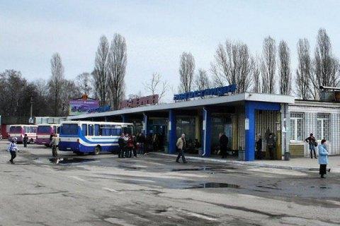 ВКиеве уменьшат количество автостанций