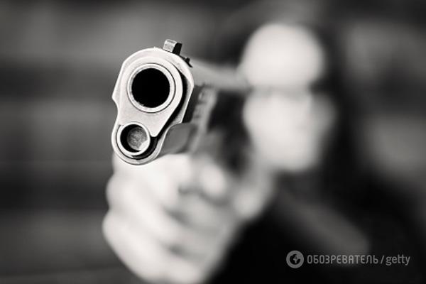 Стрельба вКиеве: неизвестный ранил мужчину изогнестрельного оружия