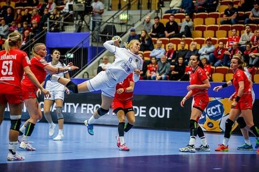 Сборная Норвегии погандболу одолела Данию начемпионате Европы