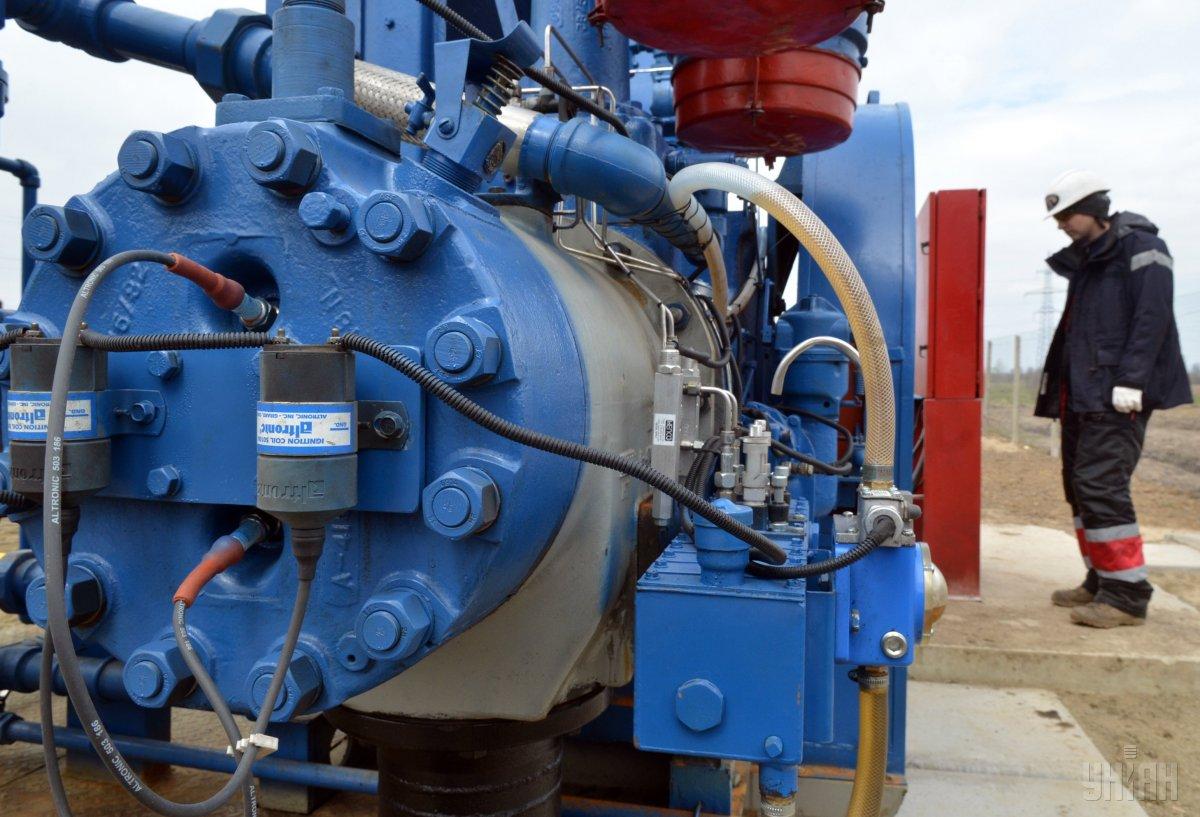 Запасы газа вукраинских ПХГ уменьшились до13 млрд кубометров