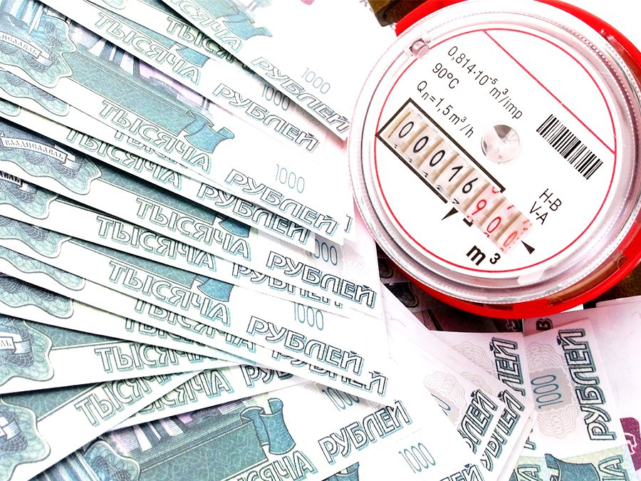 Задуман рост коммунальных тарифов на6,7% — Подарок мэрии столицы